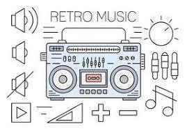<b>Retro Music</b> Free Vector Art - (32,473 Free Downloads)