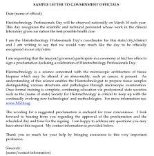 Official Mails Sample 8 Government Letter Formats To Govt Officials Writing