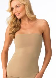 plus size strapless shapewear jockey strapless cami shaper 660500 at jockey com womens shapewear