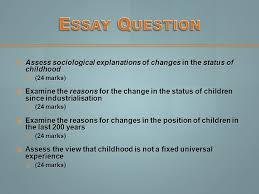 childhood ppt  33 essay