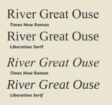 Times New Roman Wikipedia