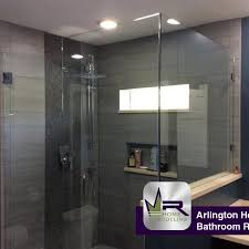Remodeling Bathroom Floor Best Bathroom Renovation In Arlington Heights IL Regency Home Remodeling