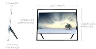 65 inch tv width. Exellent Inch 65 Inch Tv Dimensions Width And Height  Dimension Of   Throughout Inch Tv Width L