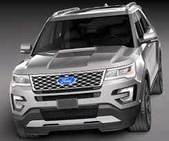 new ford 2018. brilliant new 2018 ford explorer spy shots and images with new ford