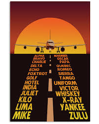 Can you name the 'pilot's alphabet'? Nato Phonetic Alphabet Pilot