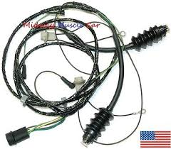 rear body tail light lamp wiring harness chevy gmc pickup truck 73 96 Chevy Truck Wiring Diagram at 84 Chevy Truck Wiring Harness