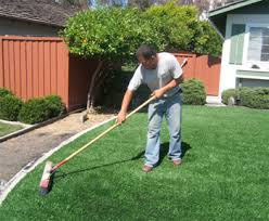 artificial turf yard. Artificial Turf Cleaner Yard