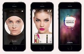 así funciona makeup genius l oréal paris
