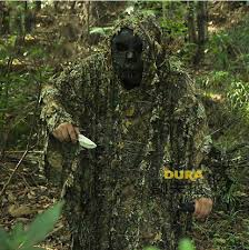 camo ghillie yowie sniper tactical camouflage suit hunting paintball ghillie suits cs party supplies