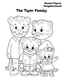 Coloring Pages Danieliger Family Coloring Pages 841x1024 Free