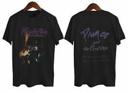 Details About 2016 New Prince Purple Rain Tour 84 85 Gildan T Shirt Tour Merch Rare