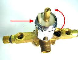 single knob shower faucet repair one handle shower faucet repair 3 handle shower valve replacement step