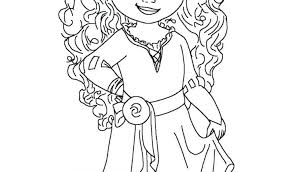 Coloring Pages Of Disney Princess To Print Baby Printable Tiana