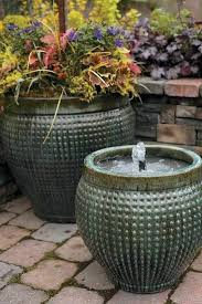 54 best DIY Water Fountains images on Pinterest | Backyard water feature,  Diy pond and Gardening