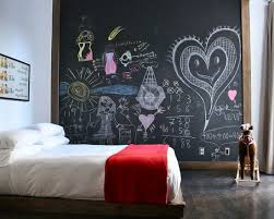 Chalkboard Paint In Bedroom Ideas 3