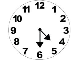 Clock Hands Template Washo Info