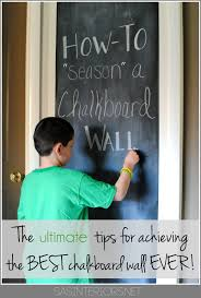Large Hanging Chalkboard How To Build A Huge Chalkboard For Cheap Every Home Could Use One
