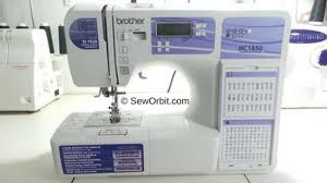 Brother Sewing Machine Hc1850 Reviews