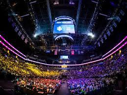 Red Bull Arena Seating Chart 3d Esl One Ny Cs Go Esports History Red Bull Esports