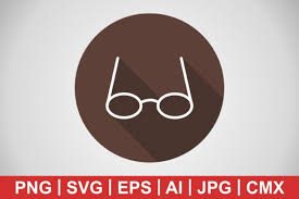 It is a vector image format for 2d graphics and 2d imagery. 11 Eye Glasses Icon Designs Graphics