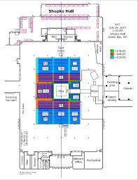 Nxt Seating Chart Wwe Presents Nxt Live Resch Center