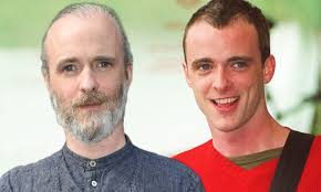 Travis frontman Fran Healy is unrecognisable from his younger days ...