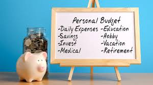 Financial Tracking Personal Budgeting And Tips For Tracking Your Expenses