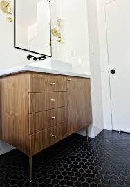 mid century modern bathroom tile. Mid Century Modern Bathroom Tile At Popular Serene Mirror M