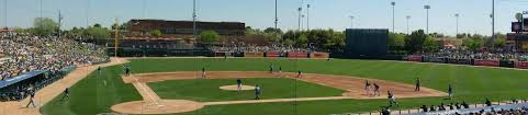 Seat View Reviews From Camelback Ranch Home Of Los Angeles