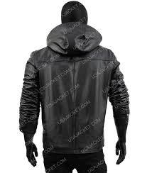 Tommy Egan Power Hooded Jacket