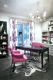 black and white office decor. Pink Office Decorating Ideas Black And White Decor Cool Decoration