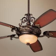 56 casa esperanza teak finish blades ceiling fan teak