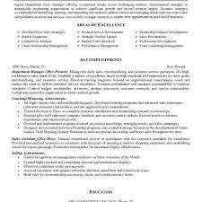 Resume Examples Retail Resume Sample Sales Associate Retail Retail