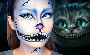 cat face makeup photo 1