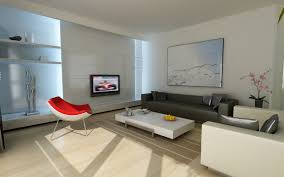 Minimalist Living Room Interior Design