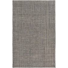 grey scandinavian felted wool rug hand woven casual area 5 x on carlos felted wool rug