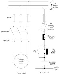 direct online starter wiring diagram wiring diagram online wiring diagrams 442 cutlass [f] 3 phase relay and direct online starter wiring diagram