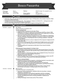 Human Resources Resumes Resume Examples By Real People Human Resources Assistant