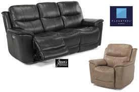 flexsteel leather sofas jasens