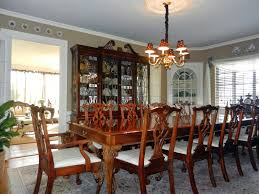 The Polohouse Decorating With Oriental Rugs - Formal dining room designs