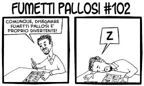 Fumetti Pallosi Blog Archive Fumetti Pallosi 102