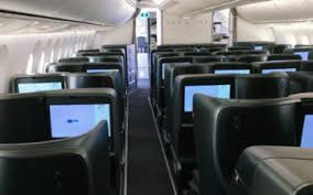 Pictures Turkish Airlines New 787 Business Class One