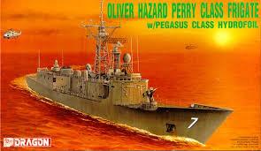 Resultado de imagen de perry class frigate model kit pit road