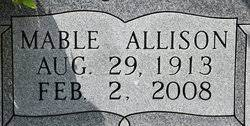 Mable Allison Goff (1913-2008) - Find A Grave Memorial