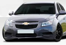 Free Shipping on Duraflex 11-14 Chevy Cruze Racer Front Lip Under ...