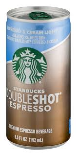 3 easy ingredients—espresso double shot. Starbucks Double Shot Espresso And Cream Coffee Drink Hy Vee Aisles Online Grocery Shopping