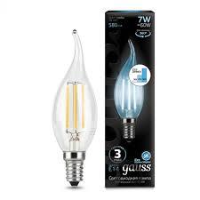 Светодиодная <b>лампа Gauss</b> Step Dim <b>104801207</b>-<b>S</b> - купить в ...