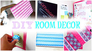 diy room decor decorate your room with washi tape cute and affordable you
