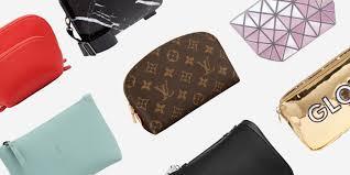Designer Leather Makeup Bag The Best Makeup Bag 10 Makeup Bags That Will Make Your