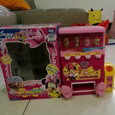 Tomy Vending Machine Best Takara Tomy Minnie Mouse Vending Machine Babies Kids Toys